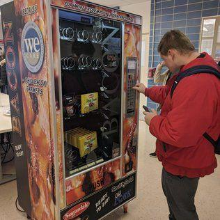 Mmm. Bacon! Vending machine a hit on Ohio State U campus