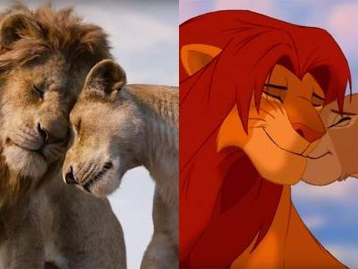 How 18 key moments in the 'Lion King' remake compare to the original movie