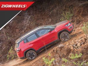 Jeep Compass Trailhawk and Automatic Off-road Maestro?
