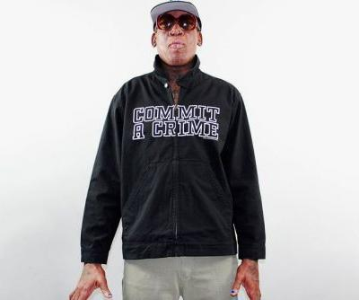 Dennis Rodman Stars in FTP's FW18 Lookbook
