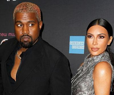 Kanye West has strong opinions about Kim Kardashian's makeup