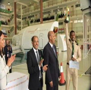 Ethiopian Airlines Aviation Academy Graduates 184 Aviation Professionals