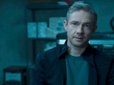 'Black Panther 2' Bringing Back Martin Freeman, 'Black Widow' Has a Dutch Giant