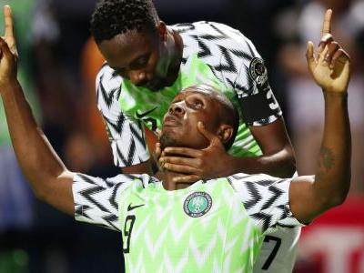 Odio Ighalo proves Afcon worth from bench for Super Eagles