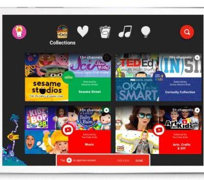 YouTube Kids App Gets New Tools For Parents & More