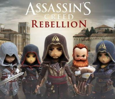Assassin's Creed Rebellion is coming to Android on November 21st