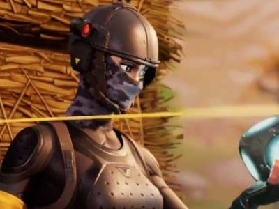 This Upcoming Defense Item Spawns Forts In Fortnite