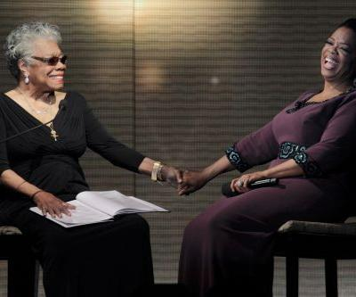 Oprah Winfrey corrects fan who dissed her Maya Angelou tribute