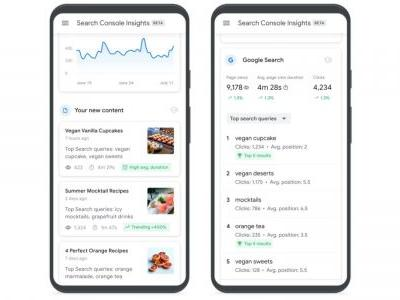 Google adding new 'Insights' tool for web creators powered by Search Console and Analytics