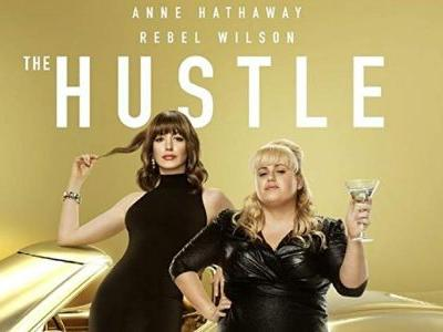 The Hustle Trailer: Hathaway & Wilson Star in New Version of Dirty Rotten Scoundrels
