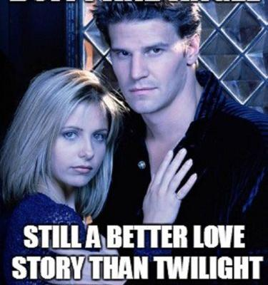 Buffy the Vampire Slayer: 10 Bangel Memes That Will Have You Dying Of Laughter