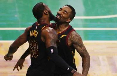 JR Smith overcomes 'very depressed state' to land back with LeBron James on Lakers