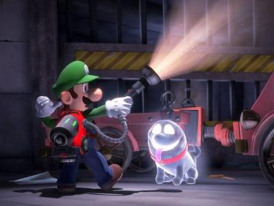 Luigi's Mansion 3 finally gets a release date and it's the spookiest day of the year