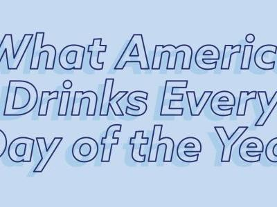 What America Drinks Every Day of the Year