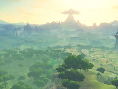 It doesn't matter how many amazing games come out - I can't stop playing Breath of the Wild