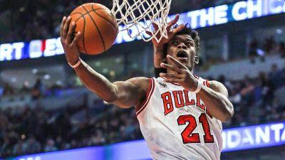 Jimmy Butler gets star call, gives Bulls last-second win over Celtics