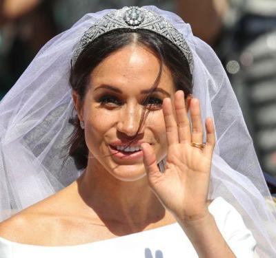 People think Meghan Markle copied Jennifer Lopez with her royal wedding dress - and the photos just might convince you