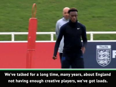 There's real competition for places at England - Southgate on youth development