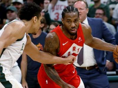 NBA playoffs 2019: Raptors take series lead over Bucks after come-from-behind Game 5 win