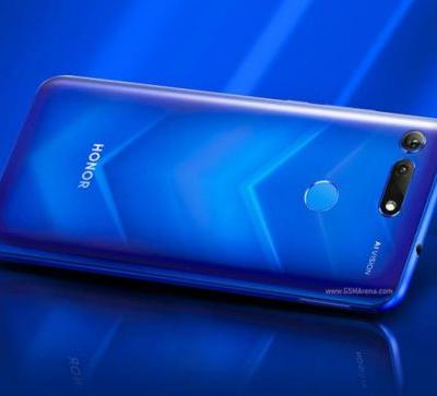 Le Honor View 20 officialisé et disponible dès maintenant