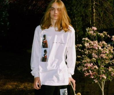 Larry Clark & F-Flagstuf-F Link up for Graphic-Heavy Capsule That Nods to Delinquent Youth