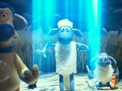 A Shaun of the Sheep Movie: Farmageddon Teaser Trailer Debuts