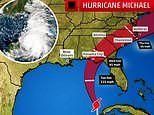 Mass evacuations ordered as Hurricane Michael feared to be 'worst EVER' to strike parts of Florida