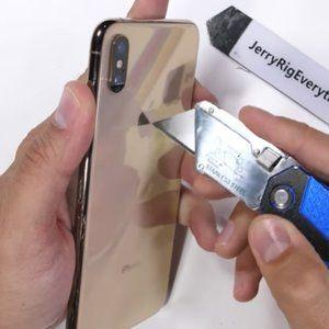 IPhone XS Max deemed more of the same in rigorous durability test