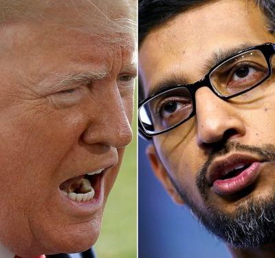 'I lead this company without political bias': Google's CEO will send a message straight to Trump during high-stakes Congress grilling