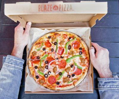 Blaze Fast-Fire'd Pizza Announces Grand Opening of New Utah Location