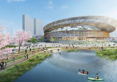 Sasaki Set to Transform Shanghai's Hongkou Stadium