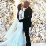 16 Facts About Kim and Kanye's Wedding That Will Leave You Dumbfounded
