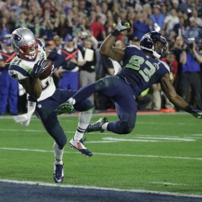 Patriots win Super Bowl XLIX beat Seattle on Malcolm Butler interception