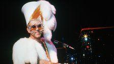 Elton John's Most Gloriously Over-The-Top Costumes Through The Years