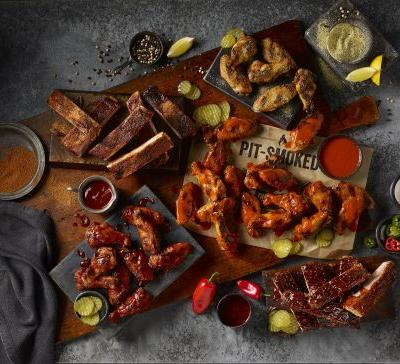 Celebrate Fourth of July with Dickey's Barbecue Pit's Savory Ribs and Wings