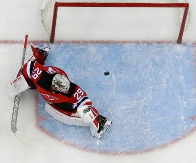 Devils drop another to now-first-place Capitals