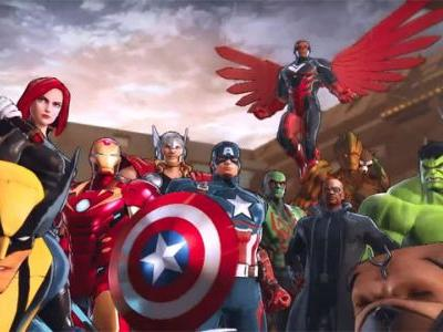 Marvel Ultimate Alliance 3 is Coming To Nintendo Switch in 2019
