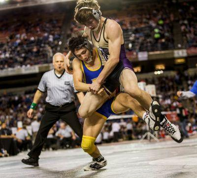 Tahoma finishes its march to Class 4A state wrestling title