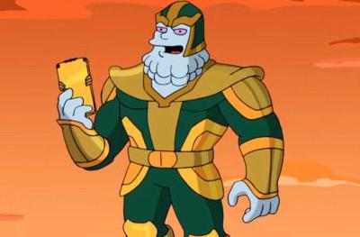 The Simpsons Turns Marvel's Kevin Feige Into the New