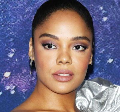 Tessa Thompson Is Redefining Red-Carpet Beauty On The Men In Black Press Tour