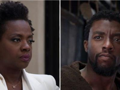 Denzel Washington Producing Netflix Film Starring Chadwick Boseman & Viola Davis