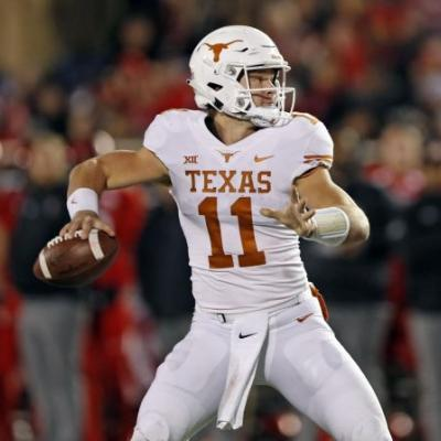 Texas making late drives to win games