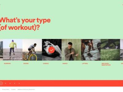 Here's How To Make A Personalized Workout Playlist On Spotify For A Motivating Mix