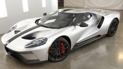 The Ford GT Competition Series Looks Like A No-Frills Ferrari Killer