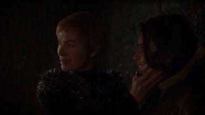 "Let's Take a Moment to Appreciate Cersei's Poisonous ""Lipstick"" Shade"