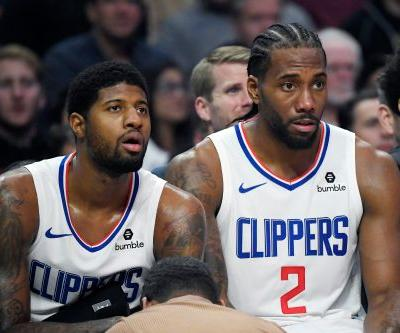 Opinion: Clippers can be patient with Paul George-Kawhi Leonard growing pains