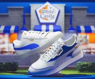 White Castle and PUMA Serve Up a Fresh Footwear and Apparel Collection