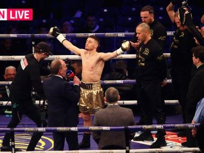 Burnett vs. Donaire results, live updates and round-by-round scoring