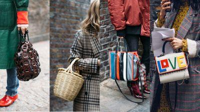 Quirky Handbags Popped Up All Over Day 5 of London Fashion Week