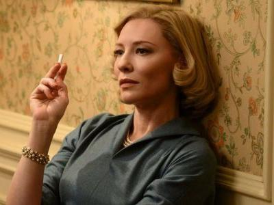 Cate Blanchett To Star In Mrs. America Limited Series At FX